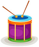 Drum royalty free illustration