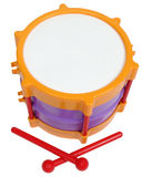 Drum 2. Childs drum Royalty Free Stock Photography