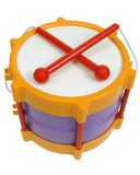 Drum 4 Royalty Free Stock Photo