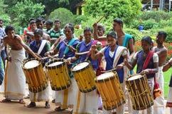Drum Beats Stock Image