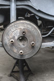 Drum brake Royalty Free Stock Photography
