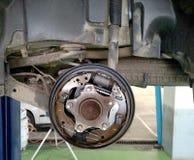 Drum brake Royalty Free Stock Image