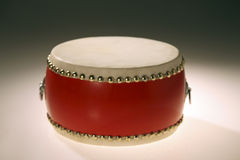 Drum,close-up Stock Image