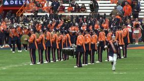 Drum Corps, Marching Band stock video