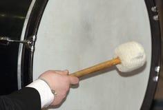 Drum detail Stock Image