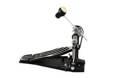 Drum foot pedal Stock Photo