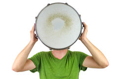 Drum Head Stock Photo