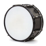 Drum isolated on white. Background Stock Photos
