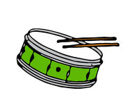 Drum Royalty Free Stock Image