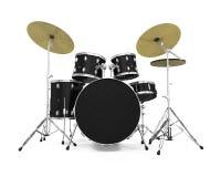 Drum Kit  Royalty Free Stock Photos