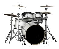 Drum kit Stock Images