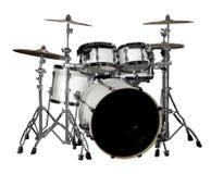 Drum kit Stock Images
