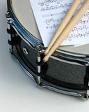 Drum lessons Stock Photos