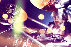 Drum and live music. Royalty Free Stock Photos