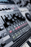 Drum machine Royalty Free Stock Photos