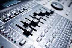Drum machine Stock Photo
