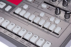 Drum Machine Royalty Free Stock Image