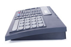 Drum machine side view Stock Photography