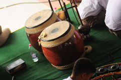 DRUM MUSIC&CULTURE royalty free stock photography