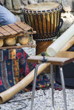 Drum and percussion Royalty Free Stock Photo