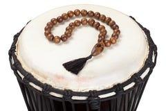 Drum, isolated Stock Photo