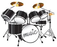 Drum_set Stock Image