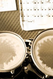 Drum set Stock Image