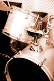 Drum set Royalty Free Stock Image