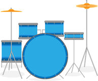 Drum set Stock Photos