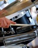 Drum set. stock image