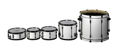 Drum set Royalty Free Stock Photography