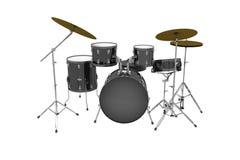Drum setting Royalty Free Stock Image
