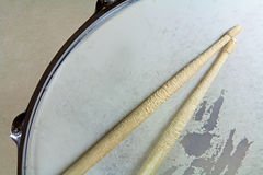 Drum Sticks Royalty Free Stock Photography