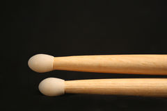 Drum sticks2 Royalty Free Stock Photo