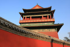 Drum-tower Royalty Free Stock Images