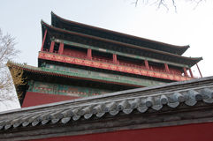The Drum tower Royalty Free Stock Photography