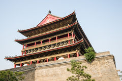 Drum tower royalty free stock images