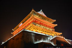 Drum Tower Stock Photography