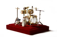 Drum toy Stock Photos