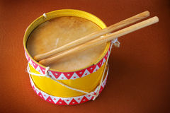 Drum Toy Stock Images