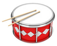 The drum Royalty Free Stock Photos