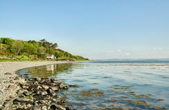 Drumantrae Bay, Dumfries and Galloway Stock Photo