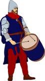 Drumer Royalty Free Stock Image