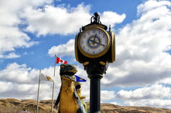 Drumheller Royalty Free Stock Image
