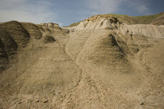 Drumheller Hoodoos Royalty Free Stock Photos
