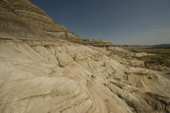 Drumheller Hoodoos Royalty Free Stock Images