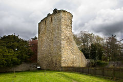 Drumin Castle Royalty Free Stock Image