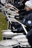 Drumline Royalty Free Stock Photo