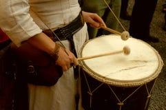 Drummer_1 Royalty-vrije Stock Fotografie