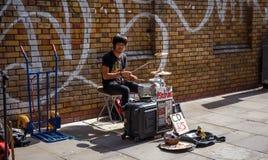drummer Royalty-vrije Stock Afbeelding